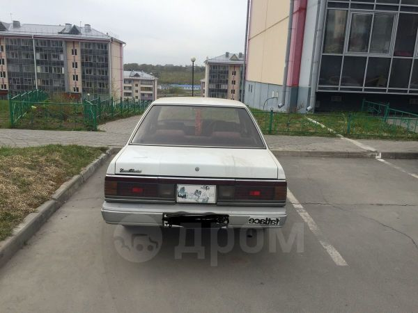 Nissan Laurel Spirit, 1988 год, 38 000 руб.