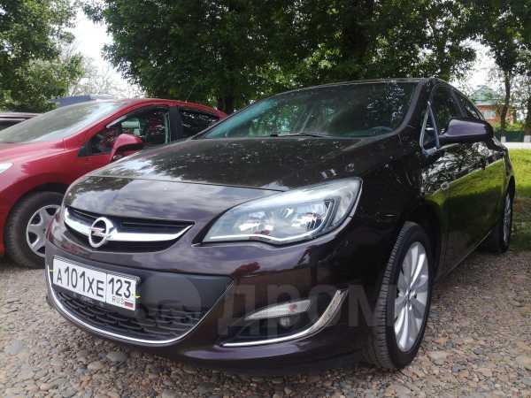 Opel Astra, 2014 год, 620 000 руб.