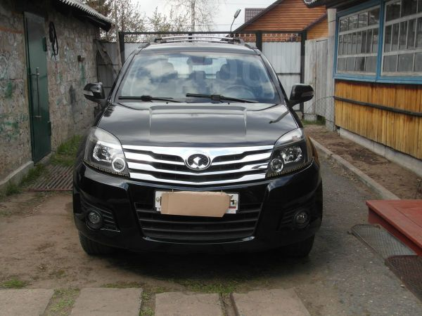 Great Wall Hover H3, 2011 год, 595 000 руб.