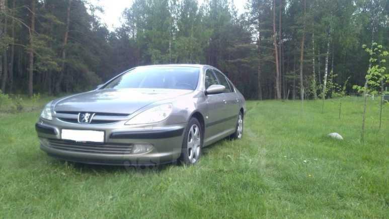Peugeot 607, 2005 год, 500 000 руб.