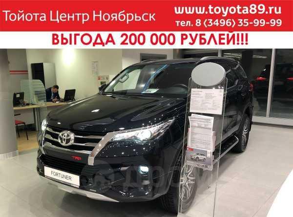 Toyota Fortuner, 2018 год, 2 750 000 руб.