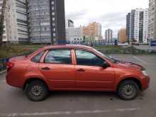ВАЗ (Лада) Granta, 2013 г., Челябинск