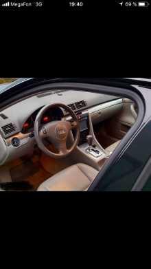 Великий Новгород Audi A4 2002
