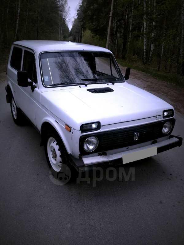 Лада 4x4 2121 Нива, 1995 год, 95 000 руб.
