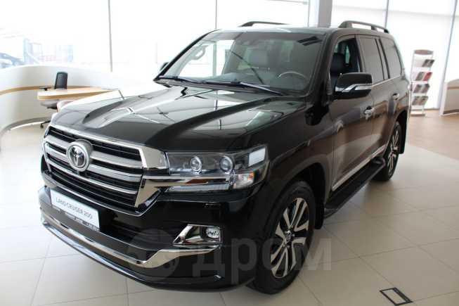 Toyota Land Cruiser, 2019 год, 6 041 000 руб.
