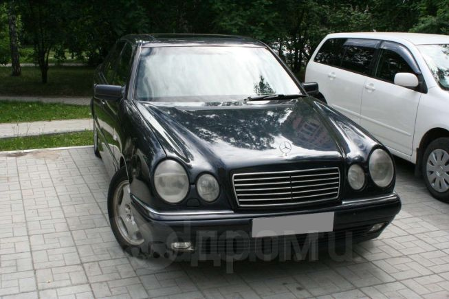 Mercedes-Benz E-Class, 1996 год, 270 000 руб.
