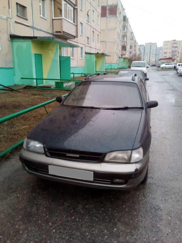 Toyota Caldina, 1995 год, 80 000 руб.