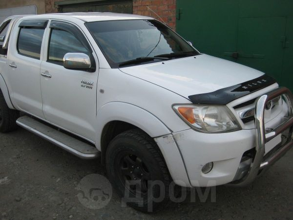 Toyota Hilux Pick Up, 2007 год, 1 050 000 руб.