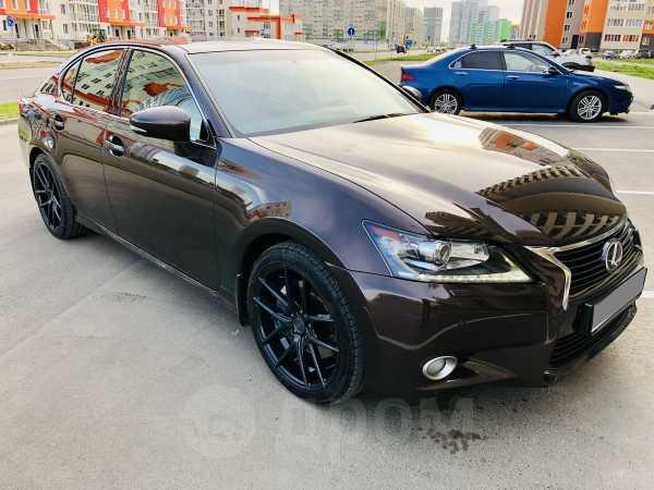 Lexus GS350, 2012 год, 1 700 000 руб.