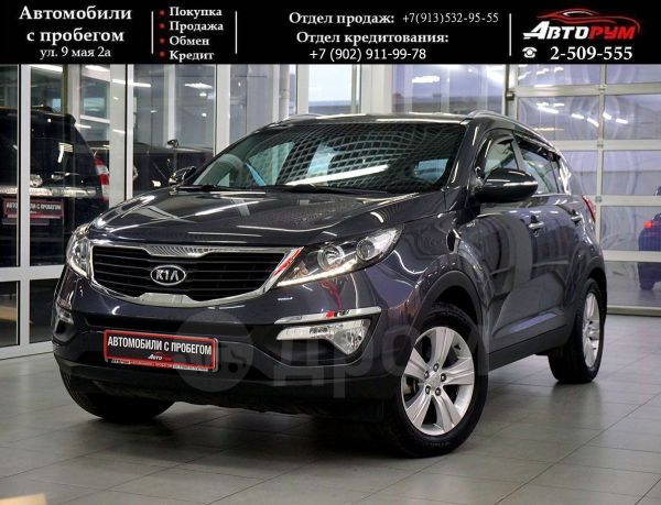 Kia Sportage, 2012 год, 917 000 руб.