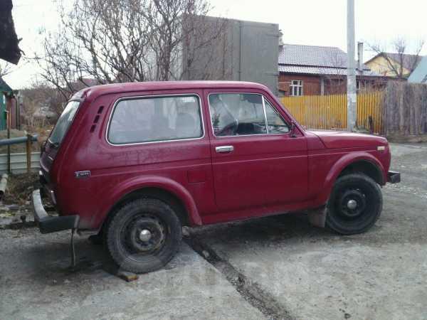 Лада 4x4 2121 Нива, 1993 год, 50 000 руб.