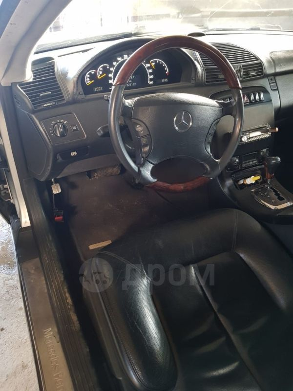 Mercedes-Benz CL-Class, 2001 год, 210 000 руб.