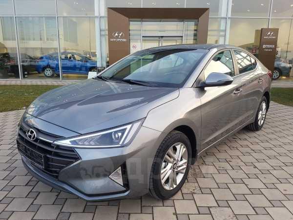 Hyundai Elantra, 2019 год, 1 301 284 руб.