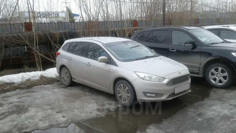Ford Focus, 2017 год, 850 000 руб.
