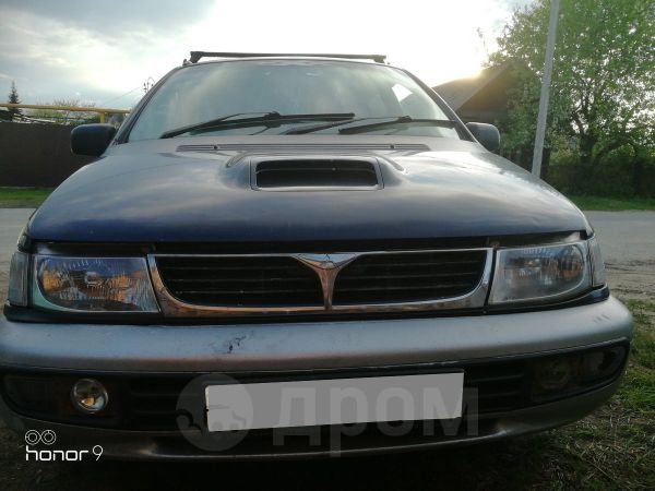Mitsubishi Chariot, 1995 год, 65 000 руб.
