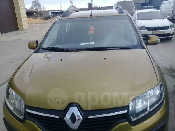 Renault Sandero, 2014 год, 485 000 руб.