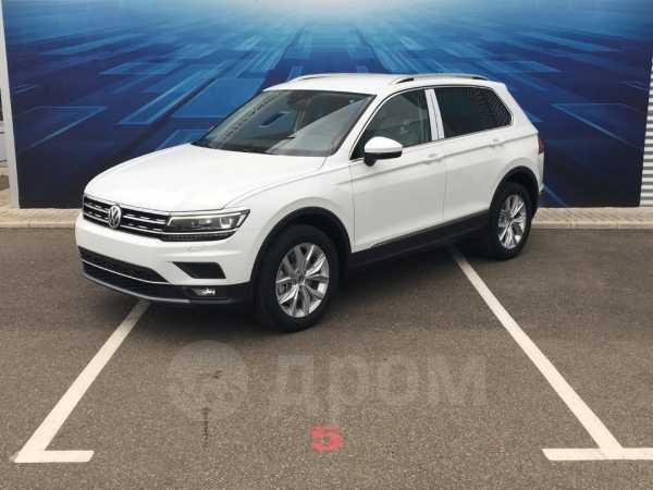 Volkswagen Tiguan, 2019 год, 2 470 500 руб.