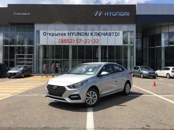 Hyundai Solaris, 2019 год, 903 307 руб.