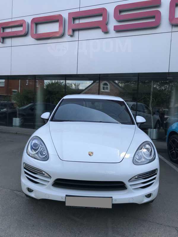 Porsche Cayenne, 2012 год, 2 350 000 руб.