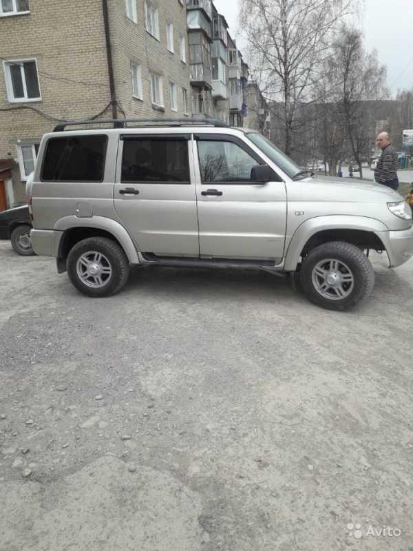 УАЗ Патриот, 2013 год, 475 000 руб.