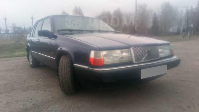 Volvo 940, 1992 год, 160 000 руб.