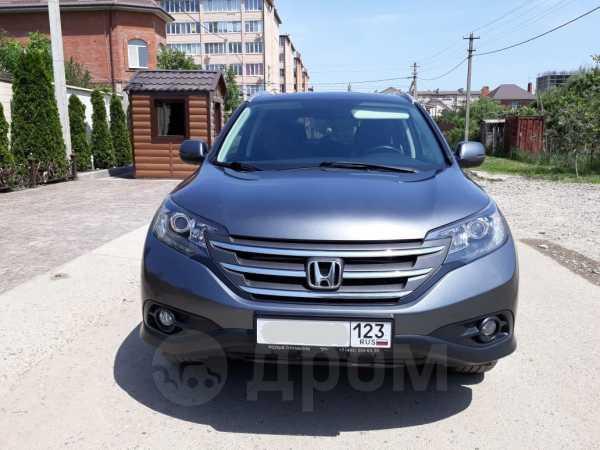 Honda CR-V, 2014 год, 1 414 000 руб.