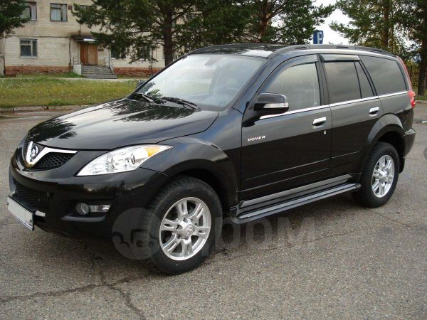 Great Wall Hover H5, 2012 год, 550 000 руб.