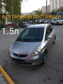 Новосибирск Fit 2003