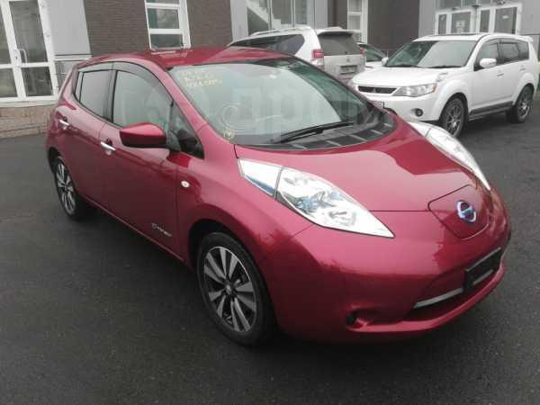 Nissan Leaf, 2017 год, 860 000 руб.