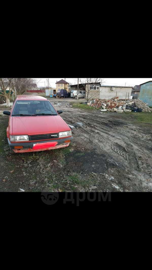 Mazda 323, 1986 год, 40 000 руб.