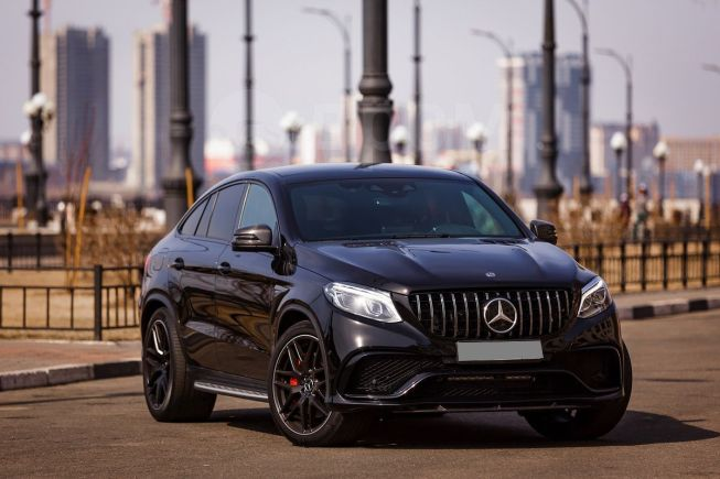 Mercedes-Benz GLE Coupe, 2017 год, 6 700 000 руб.