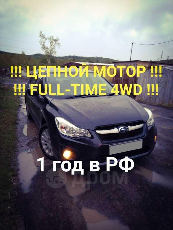 Subaru Impreza, 2012 год, 629 000 руб.