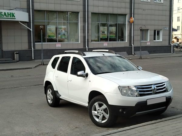 Renault Duster, 2012 год, 599 000 руб.