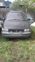 Mitsubishi RVR, 1991 год, 80 000 руб.