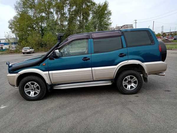 Nissan Mistral, 1995 год, 420 000 руб.