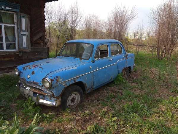 Москвич 426, 1956 год, 40 000 руб.