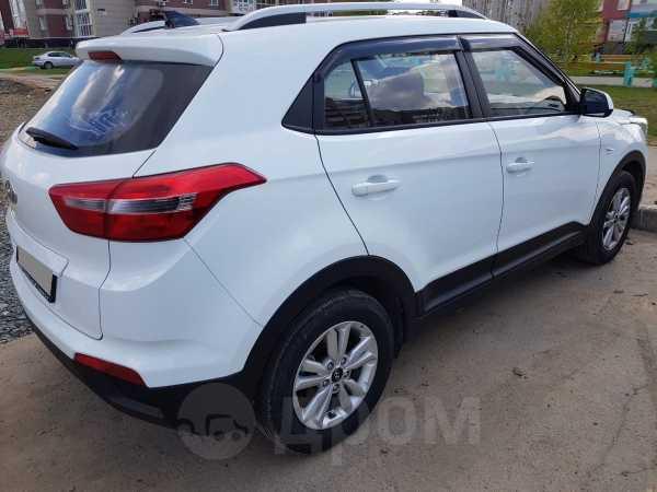 Hyundai Creta, 2017 год, 980 000 руб.