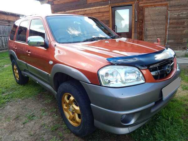 Mazda Tribute, 2004 год, 510 000 руб.