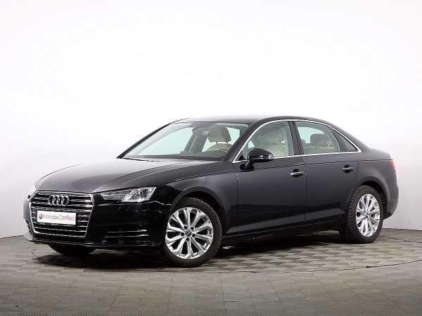 Audi A4, 2016 год, 1 179 000 руб.