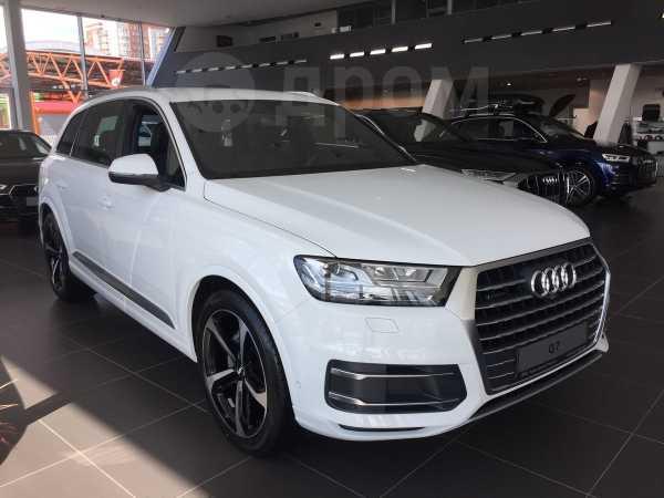 Audi Q7, 2018 год, 5 421 743 руб.