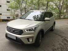 Владивосток Hyundai Creta 2018