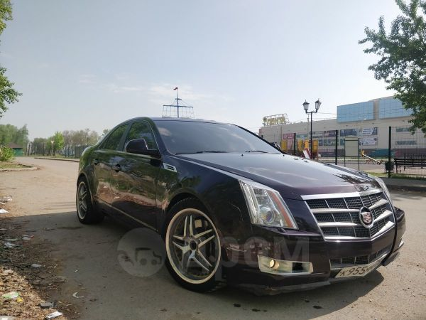Cadillac CTS, 2008 год, 500 000 руб.