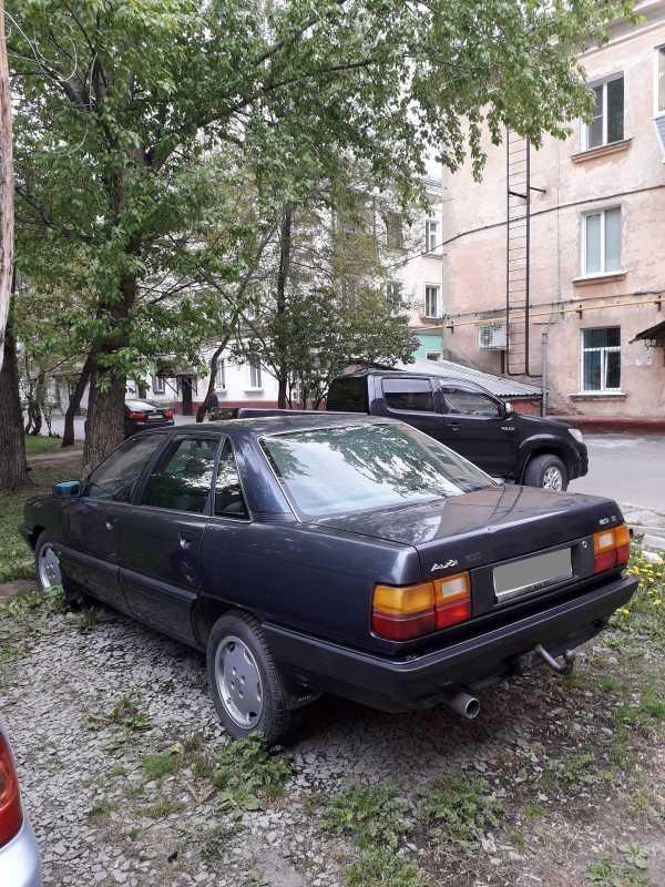 Audi 100, 1989 год, 70 000 руб.