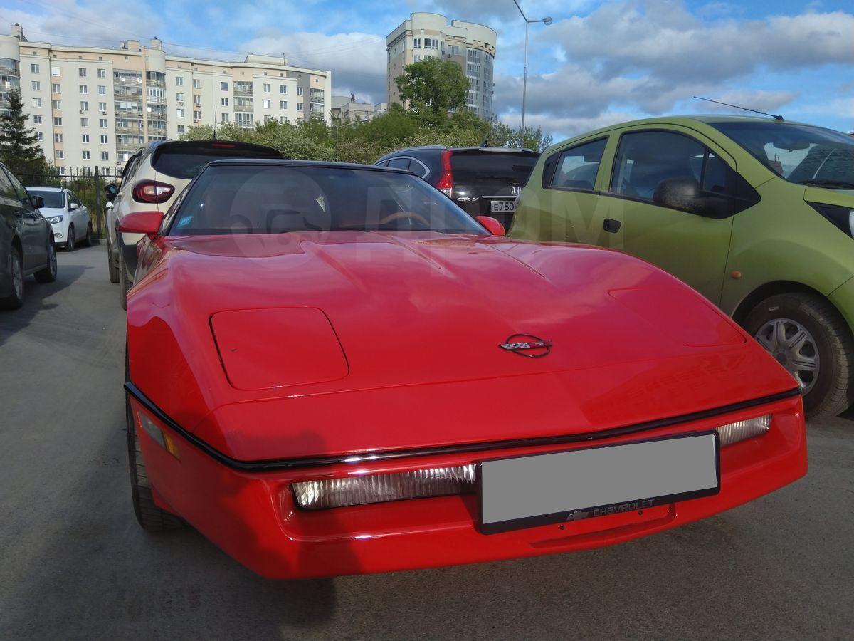 Купить Chevrolet Corvette 90 года в Екатеринбурге, пробег