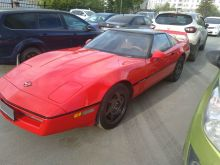 Екатеринбург Corvette 1990