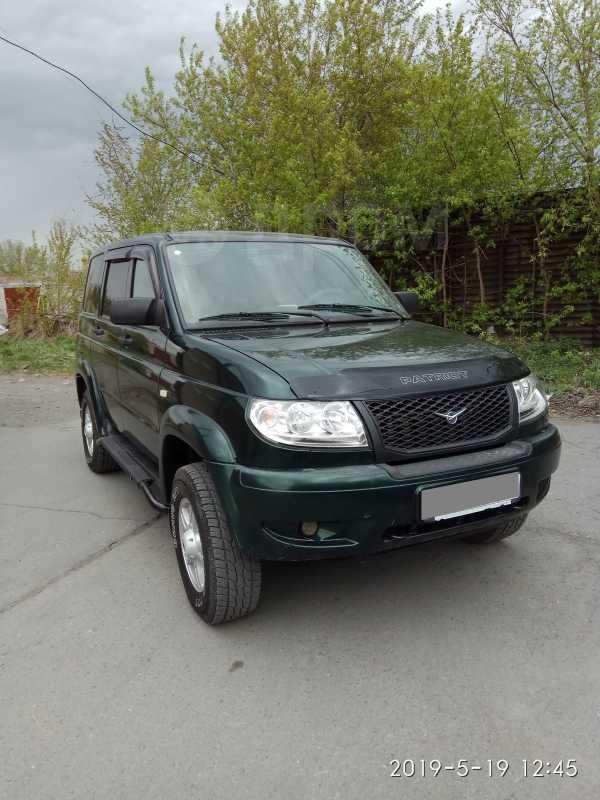 УАЗ Патриот, 2012 год, 420 000 руб.