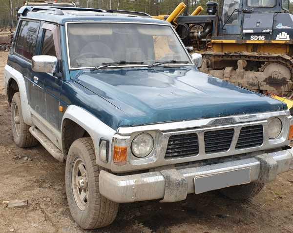 Nissan Safari, 1994 год, 400 000 руб.