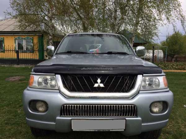 Mitsubishi Pajero Sport, 2006 год, 600 000 руб.