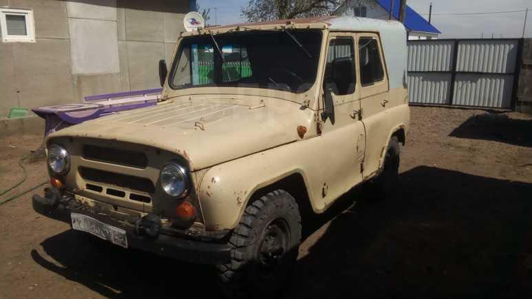 УАЗ 469, 1981 год, 100 000 руб.