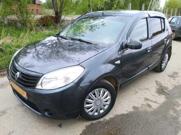 Renault Sandero, 2010 год, 283 000 руб.